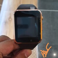 Used Smart watch grab have calling option 🌞 in Dubai, UAE