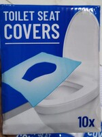 Used Toilet seat covers 18 packets in Dubai, UAE