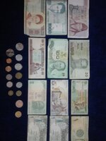 Used BANK NOTES AND COINS in Dubai, UAE