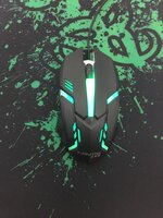 Used Gaming mouse rgb and not used in Dubai, UAE