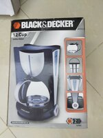 Used Black&Decker coffee maker in Dubai, UAE