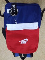 Used Nike bagpack promo!! in Dubai, UAE