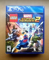 Used Lego Marvel super Heroes 2 for PS4  New in Dubai, UAE