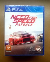 Used Need for speed playback for PS4  new in Dubai, UAE