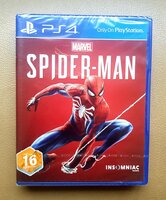 Used Spider man for PS4 brand new in Dubai, UAE