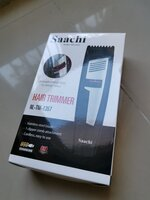 Used Brand new saachi hair trimmer selad in Dubai, UAE