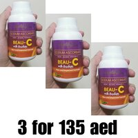 Used VITAMIN C 3PCS FOR 135 AED in Dubai, UAE
