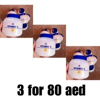 Used VITAMIN E CREAM 3PCS FOR 80 AED in Dubai, UAE