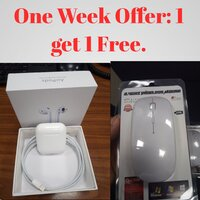 Used Weekend offer 1get 1 Free. in Dubai, UAE