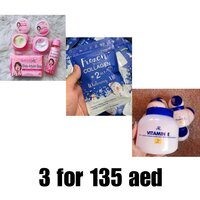 Used WHITENING SET COLLAGEN & VIT E CREAM in Dubai, UAE