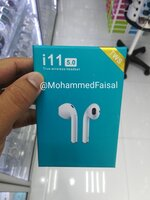 Used Special Offer i11 Bluetooth Airpods 🔥 in Dubai, UAE