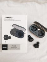 Used BOSE AIRPODS NEW WIRELESS PACKED in Dubai, UAE