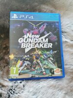Used NEW GUNDAM BREAKER PS4 in Dubai, UAE