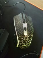 Used gaming rgb mouse not used in Dubai, UAE