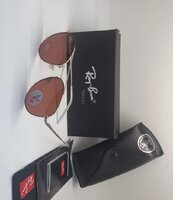 Used Rayban Get today polarized UV PROTECTION in Dubai, UAE