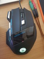 Used Gaming rgb mouse in Dubai, UAE