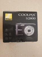 Used Nikon Coolpix S2800 in Dubai, UAE