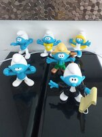 Used Collection of smurfs in Dubai, UAE