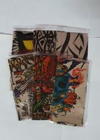 Used Tattoo arm sleeves 6 pcs in Dubai, UAE