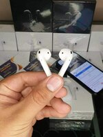 Used Apple airpodd 2 highly recommended produ in Dubai, UAE