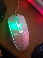 Used Gaming RGB mouse still new and not used in Dubai, UAE