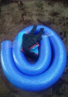 Used Swimming pool floating chair new in Dubai, UAE