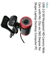 Used 360 rotating HD web cam , brand new in Dubai, UAE