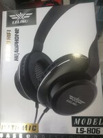 Used Stereo hifi headphones model ls 806 in Dubai, UAE