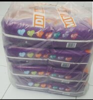 Used Baby Diapers 200 pcs made in Cyprus in Dubai, UAE