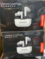 Used BEST QLTY.. LENOVO LIVE PODS HIGH SOUND in Dubai, UAE