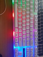 Used Gaming keyboard still new and not used in Dubai, UAE