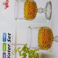 Used Water Set 6 Glasses HOME in Dubai, UAE