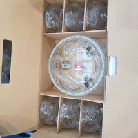 Used Set Offer Bowl and 6 Plate in Dubai, UAE