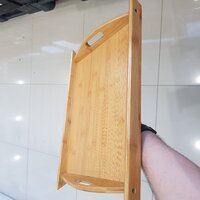 Used Wooden coffee Tray in Dubai, UAE