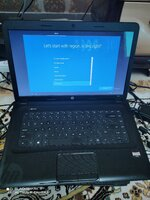 Used HP 2000 AMD 4GB Ram 320GB HDD AMD Radeon in Dubai, UAE