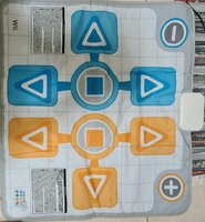 Used Wii play mat in Dubai, UAE