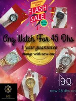 Used Original watch ⌚ 👌 offer in Dubai, UAE