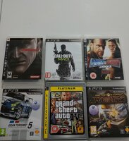Used CDs for PS3 in Dubai, UAE