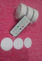 Used Color changing remote control led new in Dubai, UAE