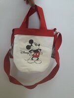 Used Mickey mouse sling bag.. in Dubai, UAE