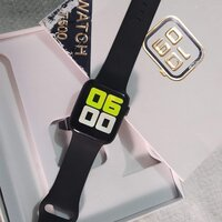 Used T500 Black colour smart watch best seri5 in Dubai, UAE