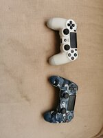 Used 2 PS4 controllers in Dubai, UAE
