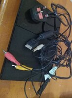 Used Ps2 slim with 2 controller and  8 Mb mem in Dubai, UAE