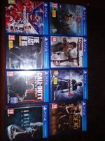 Used Any 2 Ps4 Games for 156 in Dubai, UAE