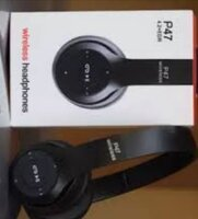 Used Foldable headset P47 deal now in Dubai, UAE