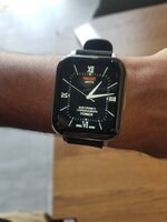 Used DTX smart watch 2020 in Dubai, UAE