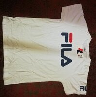Used New FILA SHIRT 👚.     [] in Dubai, UAE