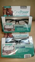 Used Adjustable Glasses (2 pcs) in Dubai, UAE