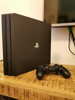 Used PS4 PRO 4K 1TB LIKE NEW in Dubai, UAE