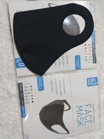 Used Washable mask 6 pcs// in Dubai, UAE